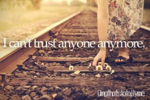 Trust No More by Lyric1749