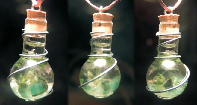 Magic Vial - Ocean Waves by Izile