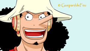 Usopp. by Goldfish-24-7