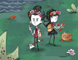 Don't Starve by heysoohee
