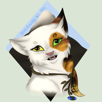 StreamRQ: xYellowBurn: Twitch of Rabbit's Nose by WildAnimeKittyKat