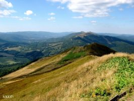 Bieszczady Mountains by k-a-d-a-t-h