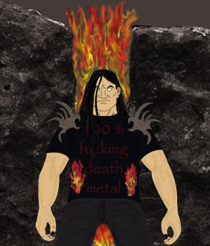 nathan explosion by demonic-art1990
