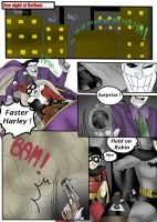 Harley : Where is love - page 1 English Version by Lunna-World