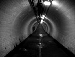 Greenwich Foot Tunnel by Secretlondon