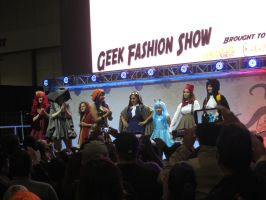 Comikaze Expo 2014: Geek Fashion Show 17 by iancinerate