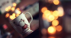Cup of Bokeh by kyu-to