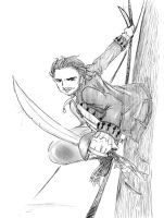 --A Pirate-Will Turner-- by fellow-traveller