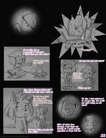 Meeting the Werehog pg. 22 by Blue-Chica