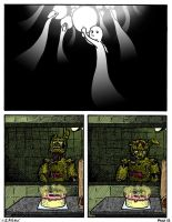 FNAF: Requiem with a Birthday Cake, page 12 by Negaduck9