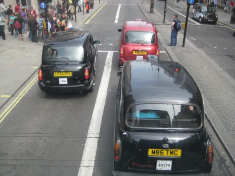 3 Taxis by SlidingWingz