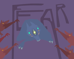 Fear is what They Preach by twilight-dweller