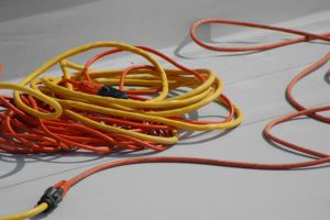 Extension Cords by blazingfrost