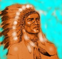 native chief by toratora5