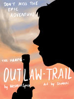 HARPG Outlaw Trail Advertisement by Shotechi