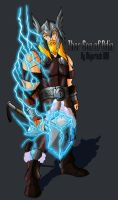 Thor Son of Odin IH design by IHComicsHQ