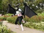 Yoru cosplay 2 by Yoru-Dragon
