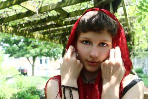 Little Red by LithienNenrov