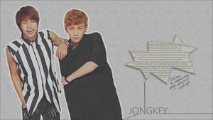 JongKey: And Then I Saw Him... by Tokionoid