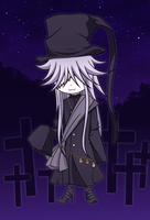 Undertaker Chibi by ciOcco-banAna