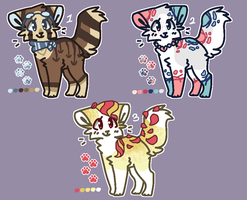 [OPEN] 50 POINT ADOPTABLES 24 by SKlTTY