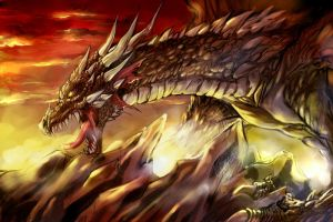 Practice:Dragon2 by Beriuos