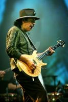 Carlos Santana IV by thesaintdevil