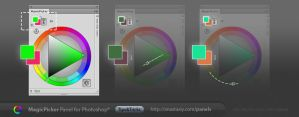 Tip#9: link foreground and background colors by Anastasiy