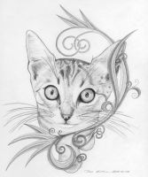 Kitty by Milanthis