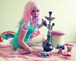Hookah Lover by deericorn