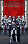 The First Order- OBEY by Kminor