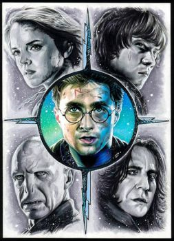 DEATHLY HALLOWS by S-von-P