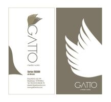Gatto Logo by redwarf