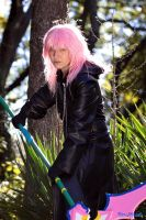 Marluxia in the gardens 8 by YachiruFoxTailFairy