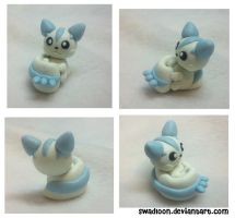 Pachirisu by Swadloon