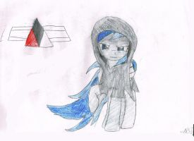 Cipher's Cloaked Form by Amethyst-Star-MLP