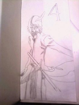 ulquiorra from bleach by zombielover17