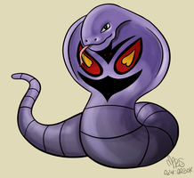 024: Arbok by Mabelma