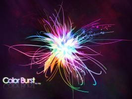 Color Burst by MosHe-MY