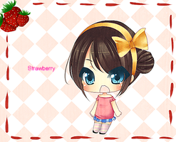 Strawberry by Over16Bit