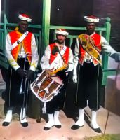 Band of West India Regiment 1926 by damylion