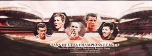 Fans Of Champions League Cover Work by SemihAydogdu