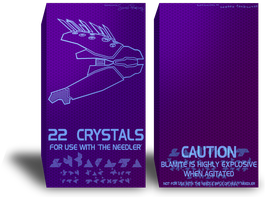 Strawberry Needler Crystals by snapshot19