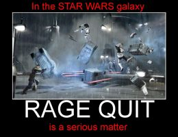 Star Wars: When Raging by The-Ultras-Narrator
