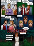 Bloody Mary pg01 -- from THE BOOK OF LIES by Paul-A-Newman