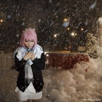 Luka: Christmas alone by vaxzone