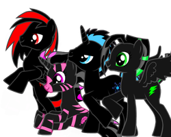 Neon Group vector by shadowandtwilight