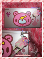 Cellphone or DS Icecream Charm by Remittent