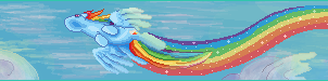 Sonic Rainboom! by GlacialFalls