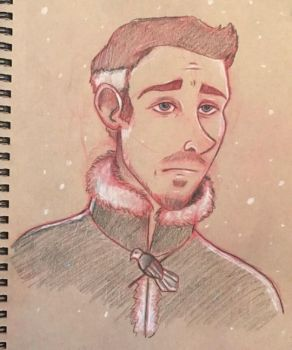 Sad Petyr by flybynite19